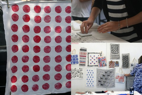 Block printing e-course with Jen Hewett - coming in January 2015!