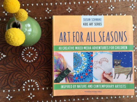 Art for All Seasons by Susan Schwake