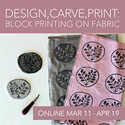 Design, Carve, Print