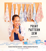 Print, Pattern, Sew: the Book